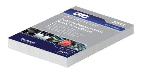 OTC 3220 Battery Diagnostic Manual