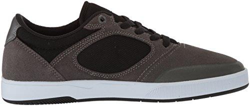 Emerica Men's Dissent Skate Shoe Grey/Black/White buy cheap low price fee shipping great deals for sale sneakernews cheap online kvZJ9j5w