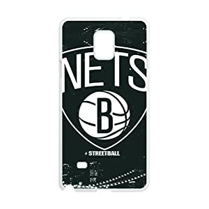 brooklyn nets logo Phone Case for Samsung Galaxy Note4 Case