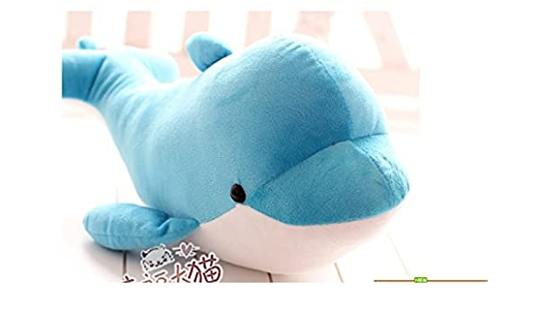 Amazon Com New Cute Sea World Stuffed Animal Dolphin Doll Large