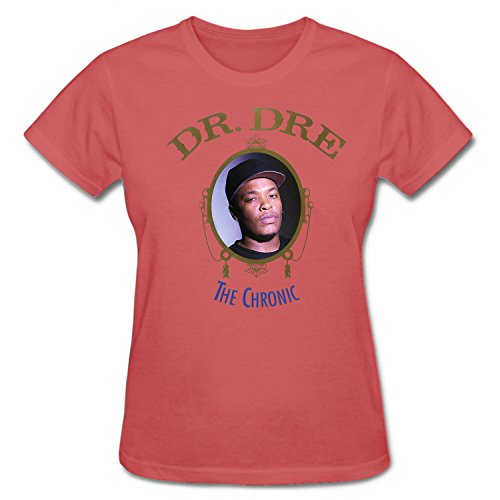muso-womens-the-chronic-dr-dre-t-shirt-short-sleeves-pink-xxl