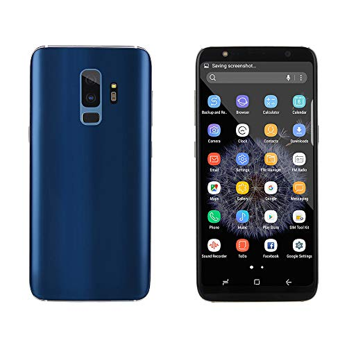 Maonet Fashion 6.1 inch Dual HDCamera Smartphone Android 7.0 IPS Full Screen GSM/WCDMA 4GB Touch Screen WiFi Bluetooth GPS 3G Call Mobile Phone (Blue) by Maonet (Image #2)