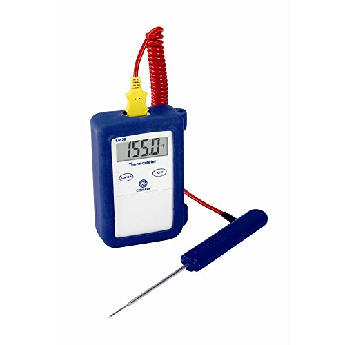 Comark Type K Hand-Held Thermocouple Food Thermometer Kit KM28/P5 -- 1 each Comark Type