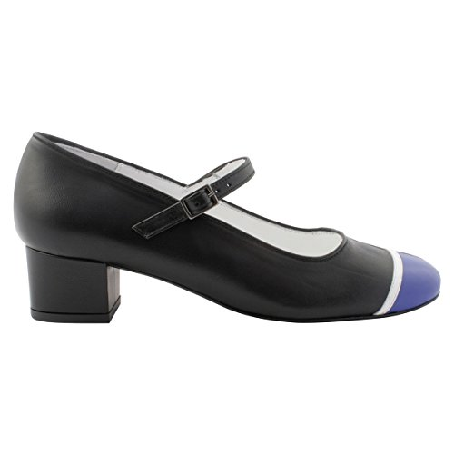Exclusif Paris Women's Court Shoes Black 8SU8Kg