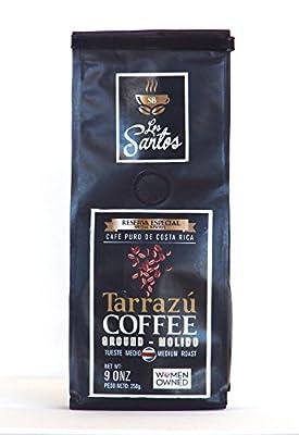 Tarrazu Coffee Reserva Especial Los Santos 9 oz medium roast (ground)