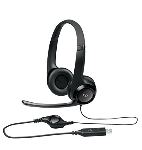 Logitech Headset H390 Noise Cancelling product image