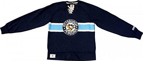 Hockey Crewneck (Pittsburgh Penguins Team Classics Hockey Fleece Crewneck Sweatshirt)