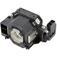 Epson V13H010L41 OEM Replacement Lamp with Housing(All MOCPs lamps use Original Bulbs made by Philips)