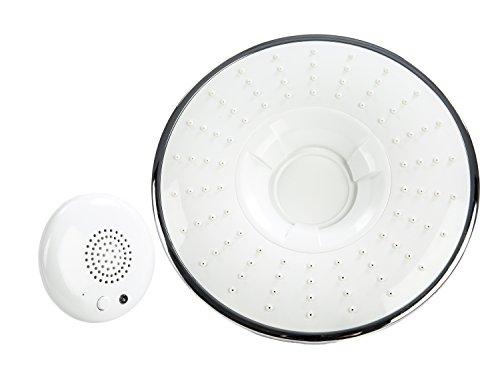 Sharper Image Bluetooth Shower Head with Speaker Bluetooth S