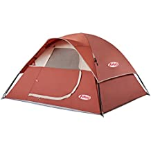 3 Person Dome Tent for Family Camping outdoor activity hiking climbing backpacking lightweight water resistant rainproof enlarged 2P Plus storage or sleeps 3P 3 season 2-day sale