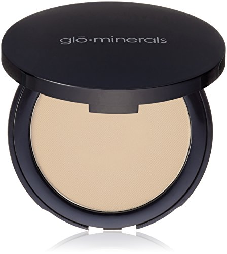 Glo Skin Beauty Minerals Pressed Base Make-up, Natural Medium
