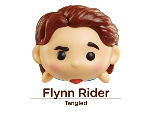 Jakks Pacific Toys - Disney Tsum Tsum Series 5 Figure - Flynn Rider #553 (Medium) (553 Series)