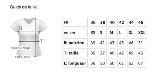 style3 Drachenmutter Damen T-Shirt Mother of Dragons, Farbe:Weiß;Größe:XL