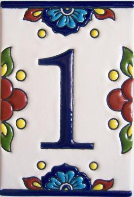 - Fine Crafts Imports Mission Tile Number One