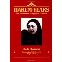Amazon margot badran books by huda shaarawi harem years the memoirs of an egyptian feminist 1879 1924 1st first edition fandeluxe Choice Image
