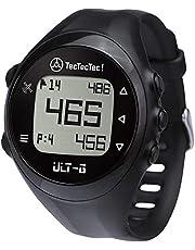 TecTecTec ULT-G Golf GPS-horloge, wereldwijd geladen cursussen, lichtgewicht, eenvoudig, gemakkelijk te gebruiken golfhorloges