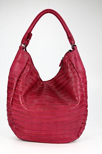 FREDsBRUDER, Borsa a spalla donna Rosa Gürteltier S pink Gürteltier S pink