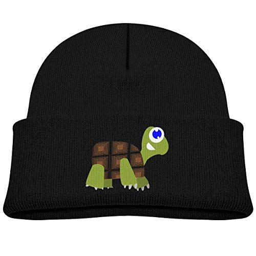 73901b38ec7 Amazon.com  Kids Knitted Beanies Hat Crawling Turtles Winter Hat ...