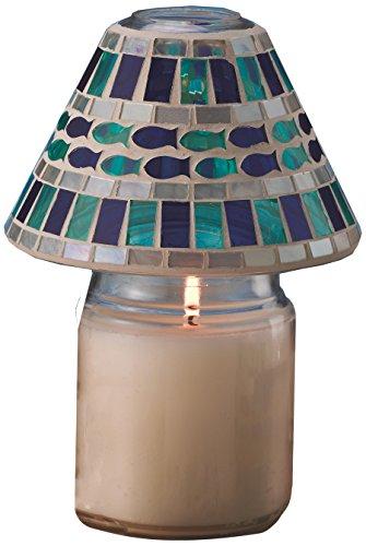 jar candle shade mosaic - 2