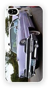 Lincoln Premiere Purple iPhone 5 / 5s Funda Para Móvil Case Cover