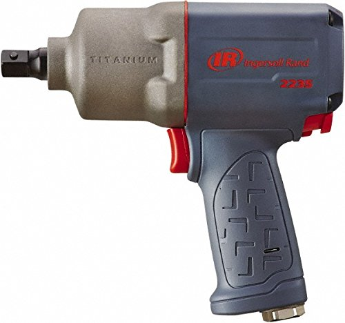 Ingersoll-Rand - 2235PTIMAX - Industrial Duty Air Impact Wrench, 1/2 Square Drive Size 100 to 930 ft.-lb. ()
