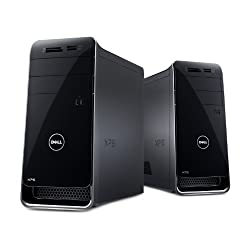 Dell XPS 8700 Desktop - Intel Core i7-4770 Quad-Core Haswell up to 3.9 GHz, 32GB Memory, 2 x 256GB SSD RAID 0, NVIDIA GF GTX 645 1GB, DVD Burner, Windows 8