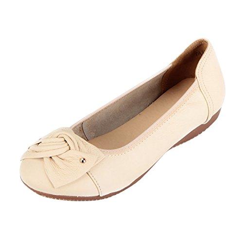 N Plate avec Simple Femme Chaussure ud Mode Confortable Frestepvie El Ballerines Bqw54xZ0n6