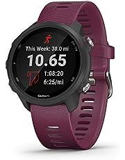 Garmin Forerunner 245, GPS Running Smartwatch with Advanced Dynamics, Berry