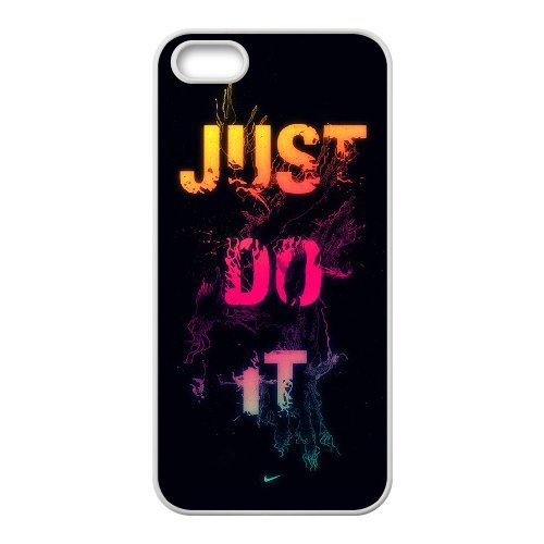 iPhone 5,5S Phone Case Just Do It D38018