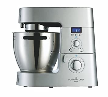 Kenwood KM080 Cooking Chef Kitchen Machine - 1500 Watt: Amazon.co.uk ...