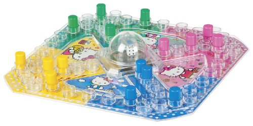 Toysmith Hello Kitty Board Game