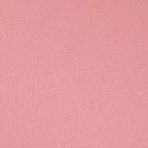 Robert Kaufman Kona Cotton Baby Pink Fabric By The Yard