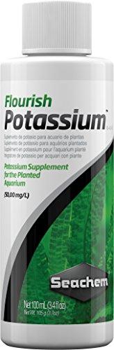 Flourish Potassium, 100 mL / 3.4 fl. oz. - Flourite Plant Gravel