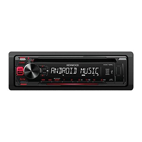 kenwood KDC125U CD Receiver -