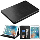 MyBat Wallet Case for APPLE iPad Pro 9.7 - Black