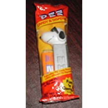 Peanuts Joe Cool Snoopy Pez Dispenser & Candy by Pez Candy