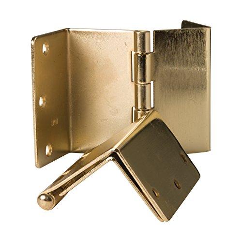 HealthSmart Expandable Door Hinges, Brass by HealthSmart (Image #3)