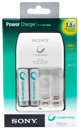 Amazon.com: Sony BCG34HLD2RN 1000 mAh Cargador de Energía ...