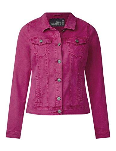 Veste magic En Jean Rose Cecil 11277 Pink Femme 7SHwdHq