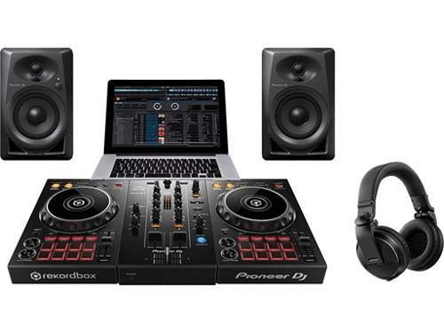 - Pioneer Pro DJ DJ Package PKSTP03