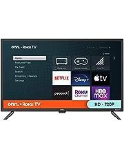 """onn Pantalla 32"""" LED HD Smart TV ROKU 720P Mod. 100012589"""