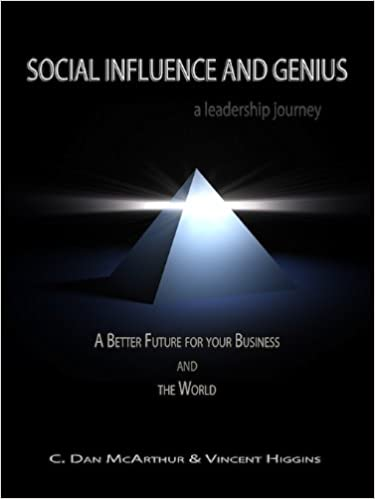 Book Social Influence and Genius, A Leadership Journey