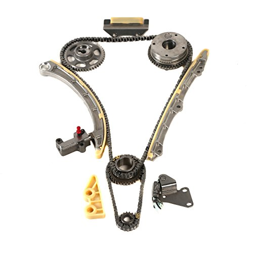 - MOCA Timing Chain Kit with VVT for 02-05 Honda Civic Si & 02-06 Acura RSX 2.0L L4 DOHC K20A3 - Engine Code