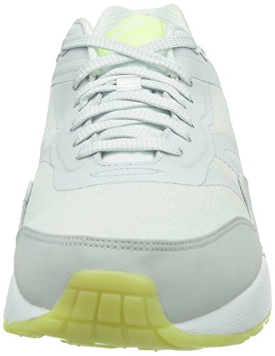 Nike Homme Gris lab Basses Pour 1 Blanc Green Essential blanc Baskets Air Max Geyser 5xFw0nS0qZ
