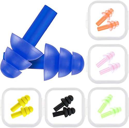 Bememo Cancelling Reusable Earplugs Sleeping product image