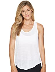 Hard Tail Womens Slouchy Crew Tank Top