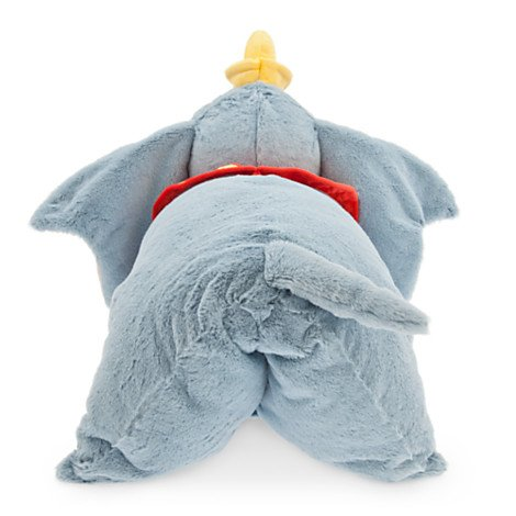 Amazon.com: Dumbo Plush Pillow Reversible Disney Original 20 Inch: Home & Kitchen