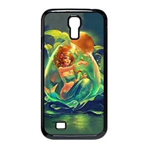 Customized The Little Mermaid Hard Case for Samsung Galaxy S4 I9500 hjbrhga1544