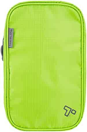 Travelon Compact Hanging Toiletry Kit, Lime