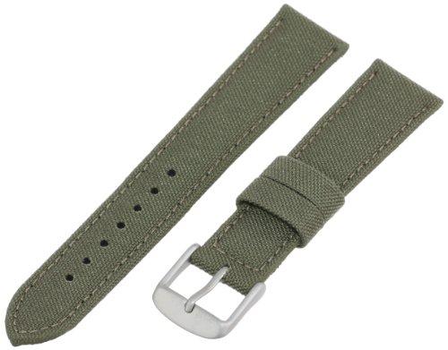 Momentum Men's ZC-20COR Pathfinder 20mm Khaki Cordura Watch Strap